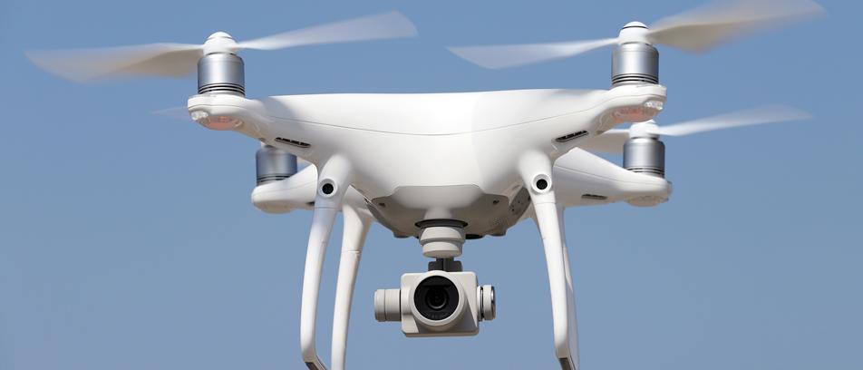 無人航空機(ドローン)による空撮事業 CRONE